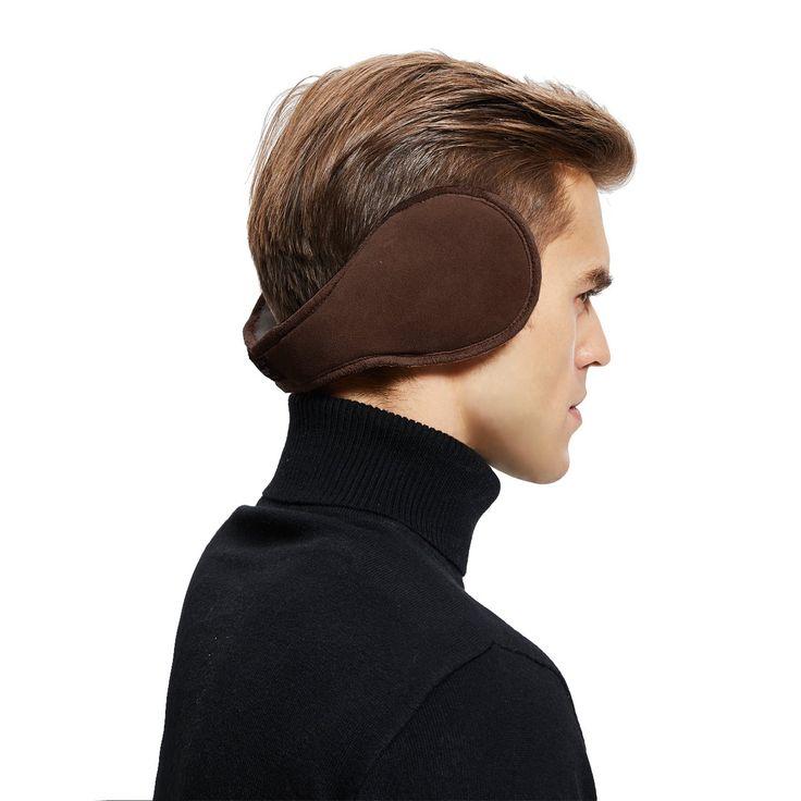 15 Sung Ear Warmer _ Chocolate