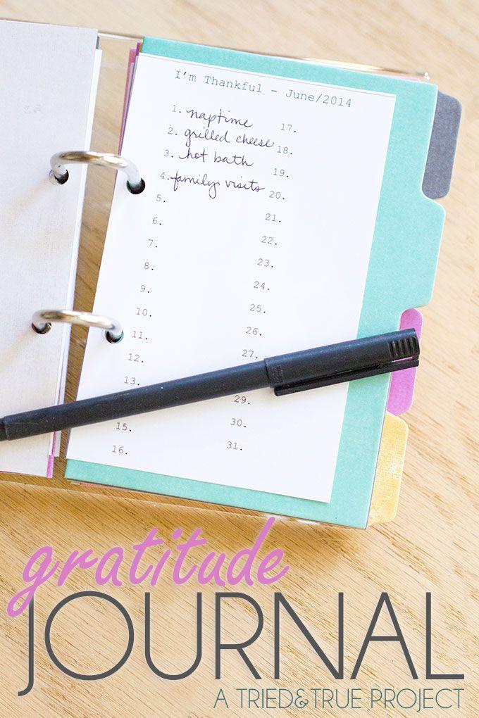 A super easy way to make this pretty Gratitude Journal! @hkswapp @joann_stores #makeprettystuff