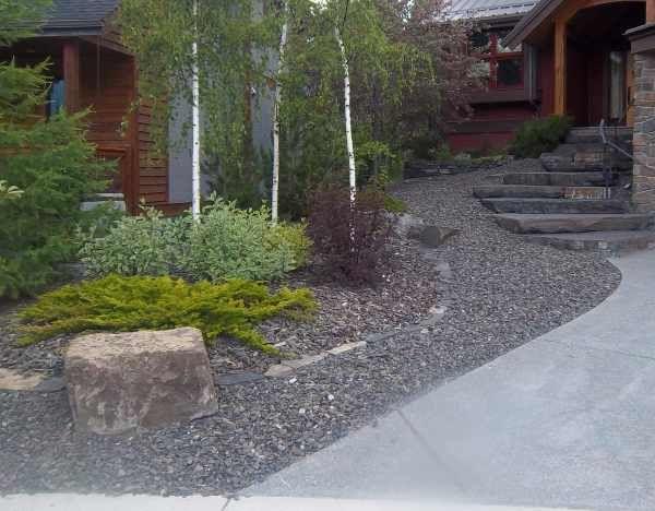 best 25 sloped front yard ideas on pinterest sloped. Black Bedroom Furniture Sets. Home Design Ideas