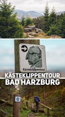 Kästeklippentour Bad Harzburg