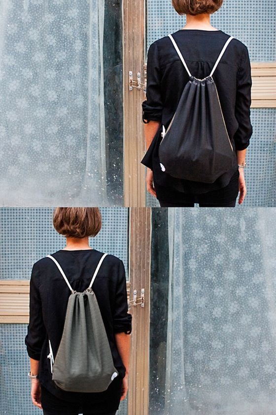 DOUBLE FACE #1 front ---> black cotton 100%  back ---> olive green fabric herringbone