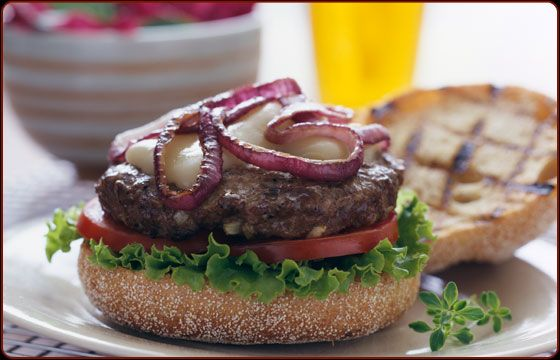 Smoked Burgers~A great variation on an all time classic!
