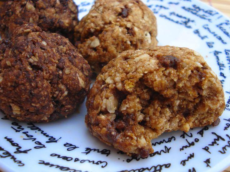 Recetas para el despertar: Scones veganos de limón y cacao amargo