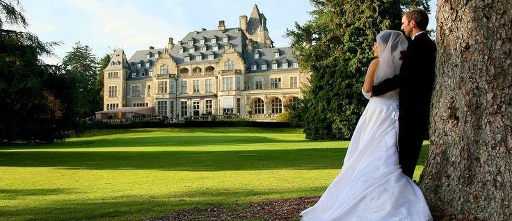 Heiraten im Schloss, Schlosshotel Kronberg