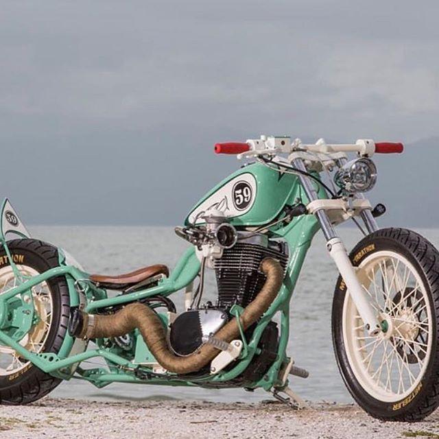 @victoryandhonour  #bobber #chopper #kustomkulture #BNCNATION @dont_fuckin_die