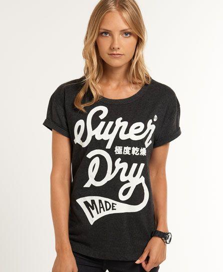 極度乾燥しなさいのアイテム レディース Tシャツ