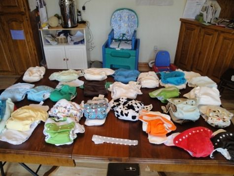 lady personally used and reviewed 25 cloth diapers and used a rating system that speaks to the inner geek.