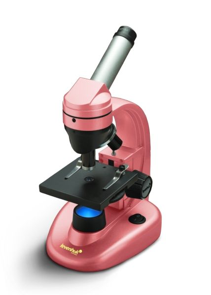 Mikroskop Levenhuk 50L NG Rose\Růže: Zvětšení až 1280 x. Součástí balení je přepravní kufřík i experimentální sada. Barva: růže.  #levenhuk #mikroskop #mikroskopy #mikroskopyLevenhuk #LevenhukČeskáRepublika #Levenhuk50LNG #koupitonline #koupit #růže