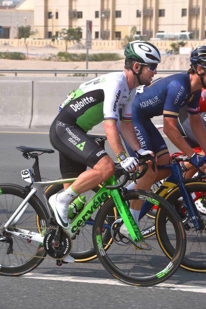 5th Tour Dubai 2018 / Stage 4 Mark Cavendish of Great Britain / Skydive Dubai Hatta Dam 402m / Dubai Municipality Stage / Dubai Tour /