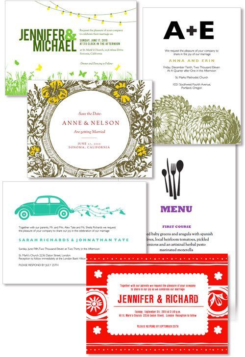 Fun invites that you print at homeFun Design, Fun Invitations