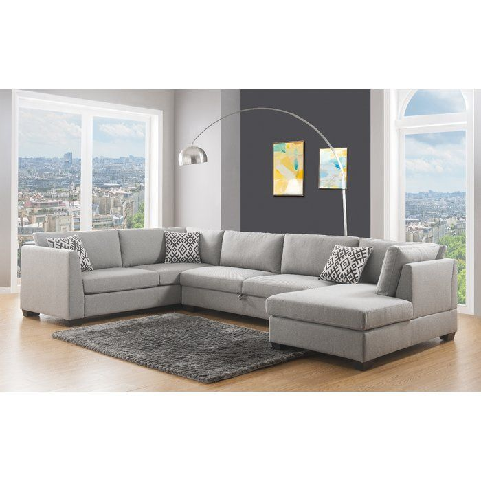 Crenshaw 141 Sectional With Images Sectional Sectional Sofa