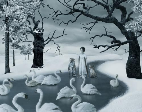 among svans