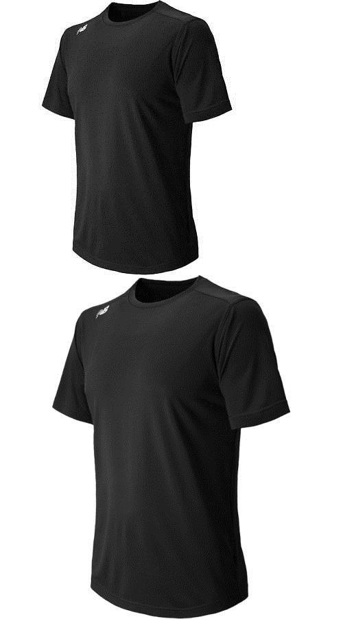 Baseball Shirts and Jerseys 181336  New Balance Men S Tech Short Sleeve  T-Shirt -  BUY IT NOW ONLY   24.9 on  eBay  baseball  shirts  jerseys   balance ... 24fec2fad