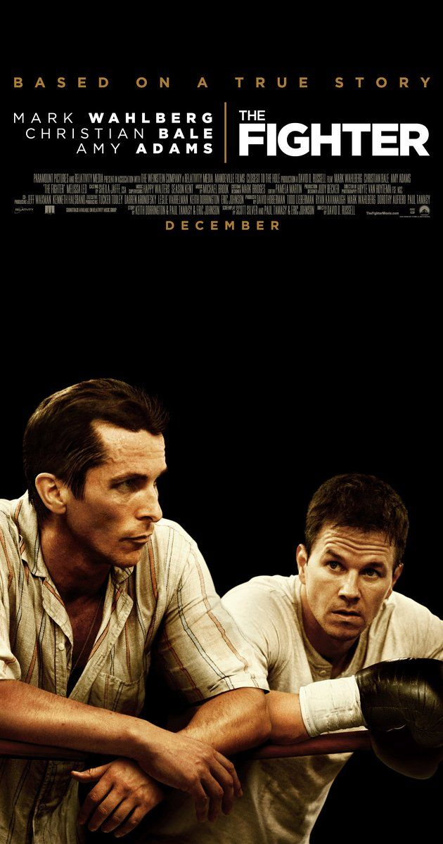 "Directed by David O. Russell.  With Mark Wahlberg, Christian Bale, Amy Adams, Melissa Leo. A look at the early years of boxer ""Irish"" Micky Ward and his brother who helped train him before going pro in the mid 1980s."