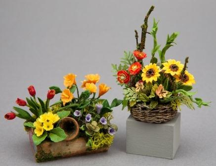 Laura Crain's Miniature Gardens Galore   Features   Collectors Club of Great Britain