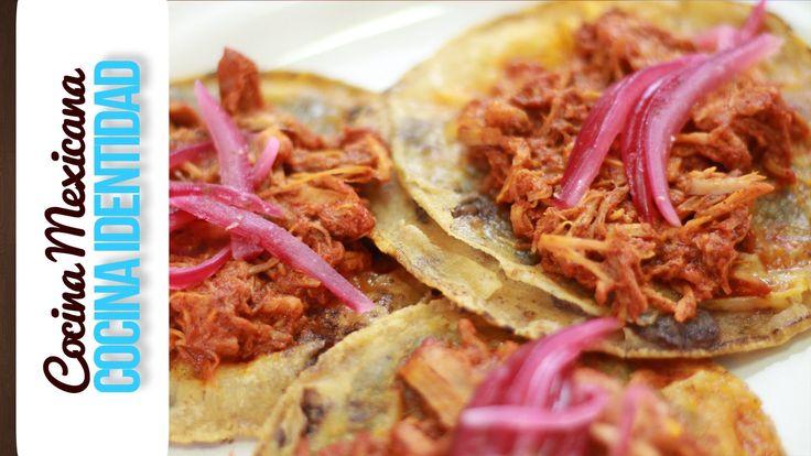 Cómo hacer Cochinita Pibil. Cocina Yucateca. Yuri de Gortari