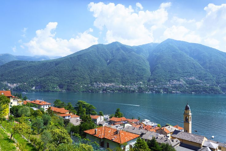 Lake Como: This locale is the perfect backdrop to a romantic Italian getaway for two.