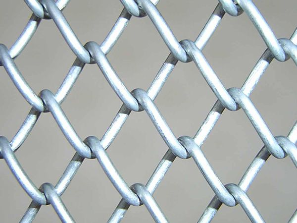 Chain Link Fence Comes In A Wire Range Of Qualities Colours