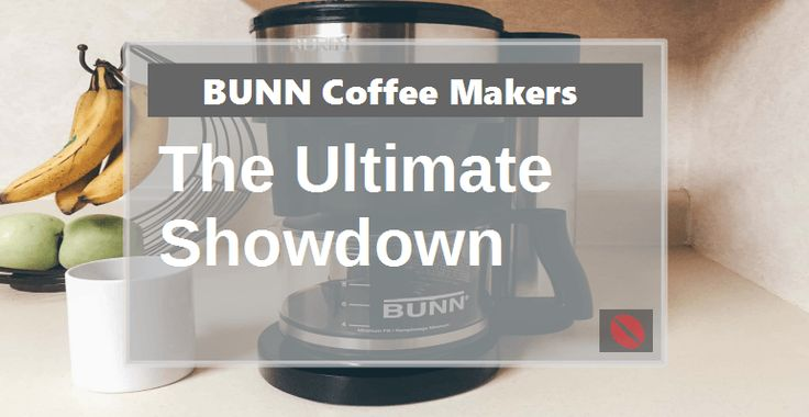There's a reason why #BUNN coffee makers are the first choice for hotels and commercial establishments. #coffee https://www.beanground.com/bunn-coffee-maker-reviews/