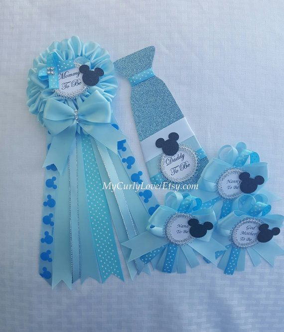 Mickey Mouse Mommy To Be Baby Shower Pin Mickey Mouse Baby Shower