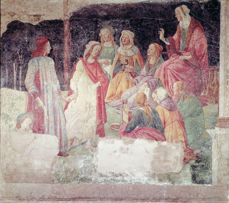 botticelli louvre intronisation d'un jeune homme aux 7 arts libéraux .jpg