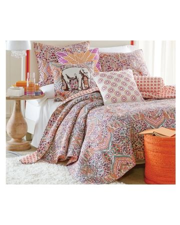 Colorful Quilt #SteinMart