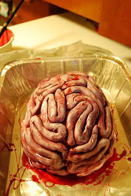 DIY- How to make a fake brain <--- SO DOING THIS