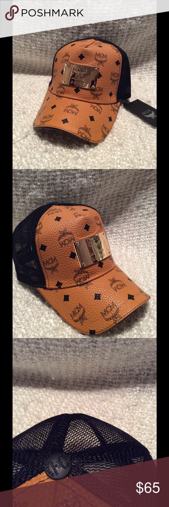 McM hats Mcm hats new with tag Accessories Hats