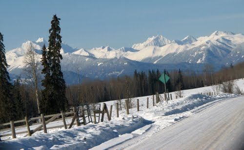 Photos of Smithers, British-Columbia