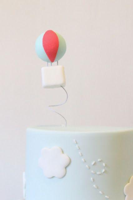 balloon cake...by hello naomi