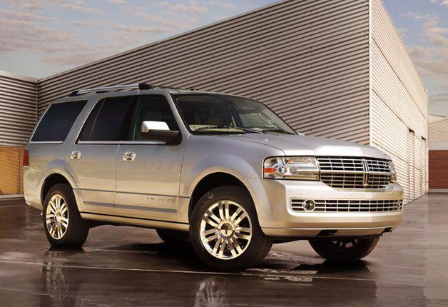 2014 Lincoln Navigator Style 2014 Lincoln Navigator Interior – Automobile Magazine
