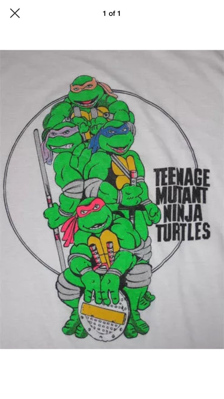 Dorable Grupo De Tortugas Ninja Mutantes Adolescentes Para Colorear ...