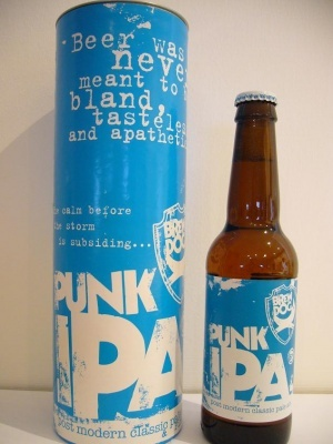 One of my favourites - Brewdog's Punk IPA