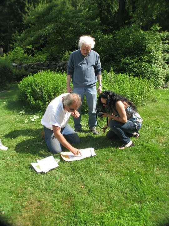 6/30/2010 Pequot War Dig with Archeologist's/Professors Kevin McBride & Ken Feder with Coni Dubois