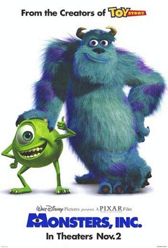 Movie Segments to Assess Grammar Goals: Monsters Inc.: Describing People (Monsters)'s Physical Appearance