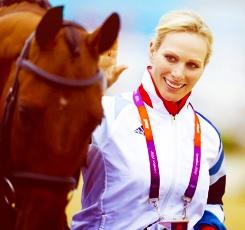 Team Great Britain - equestrian silver medalists - London 2012! congratulations! (Zara Phillips)