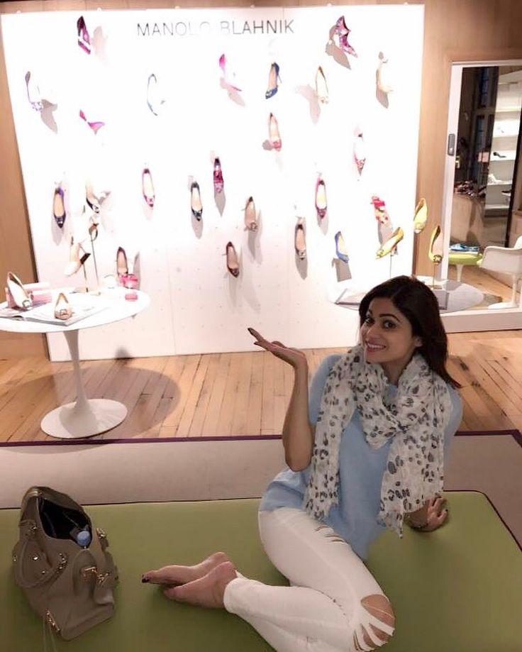 In shoe heaven