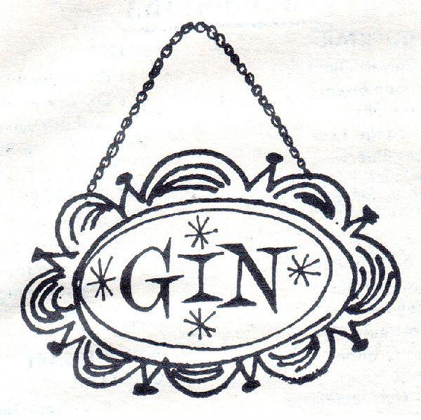 Gin label for vintage Calvert Liquor: Mid Century Modern, Midcentury Modern, Modern Graphic Design, Calvert Parties, Hands Letters, Modern Graphics Design, Midcentury Illustrations, Gin Labels, Parties Encyclopedias
