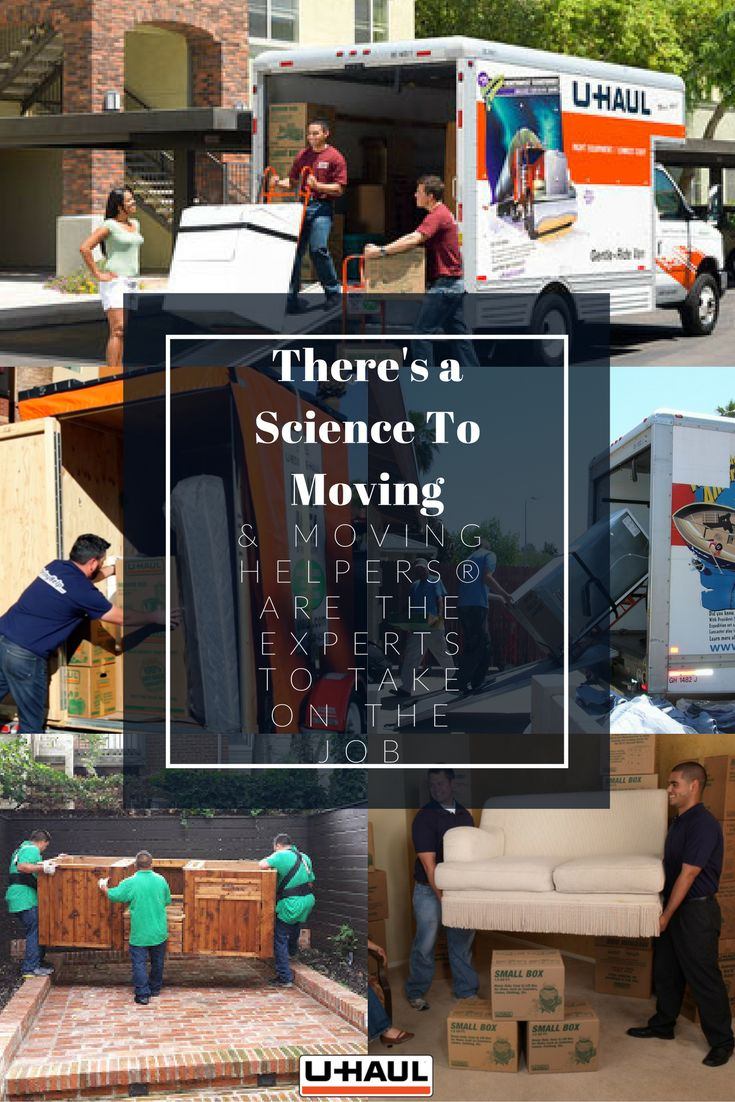 There's a science to moving. For every step of the job, from packing boxes to unloading your moving truck rental, Moving Helpers® are the experts at the job. Select the services, crew size and hours you need, get an exact price and hire your Moving Helper online. I Planning for a Move