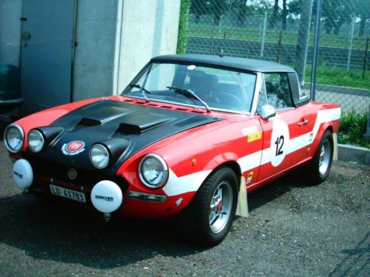 Fiat 124 Abarth