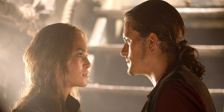A - Quiz - Which Disney Couple are You and Your Significant Other? Will and Elizabeth - Pirates of the Caribbean