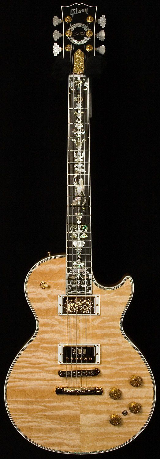 Gibson Custom Les Paul Ultima