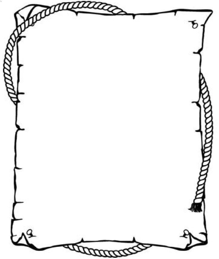 pirate scroll template - best 25 scroll templates ideas on pinterest free hand