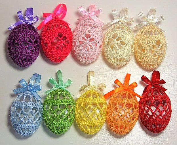 Art Deco Crochet Eggs Patterns Easter Crochet Patterns Easter Crochet Patterns Free Easter Egg Pattern