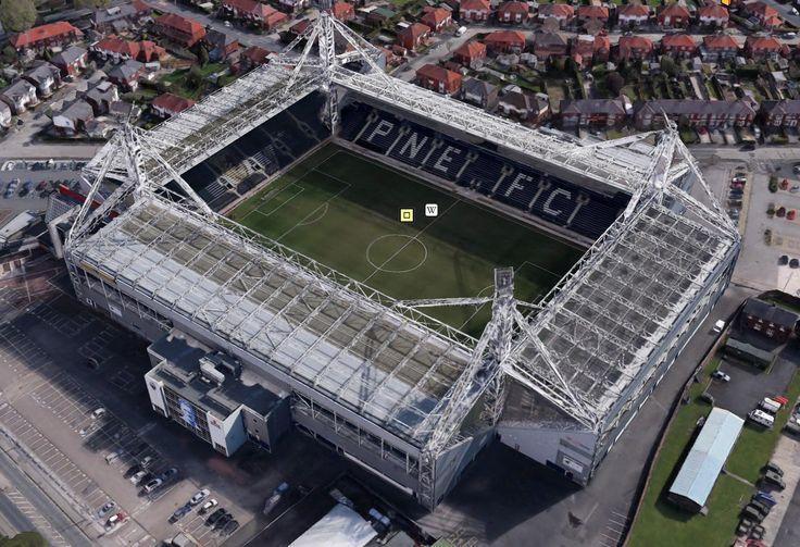 Deepdale - Home of Preston North End FC