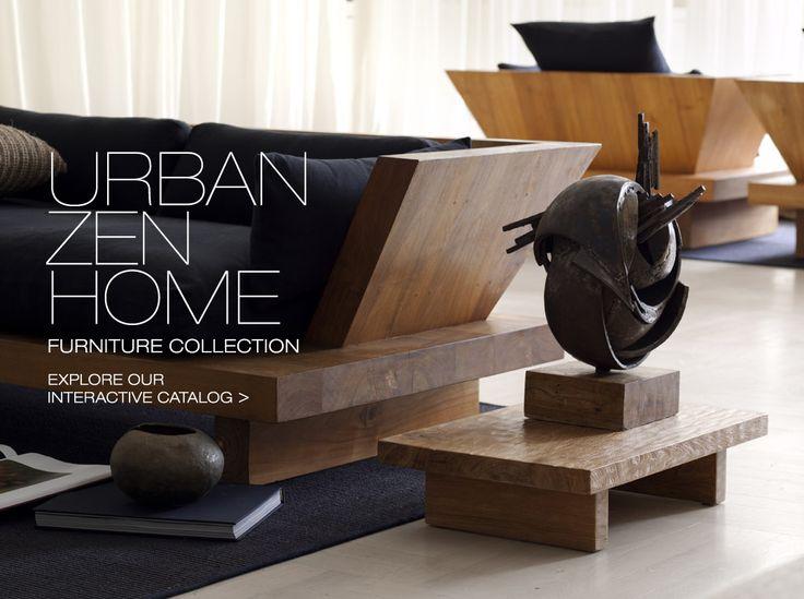 Urban Zen Furniture Pinterest