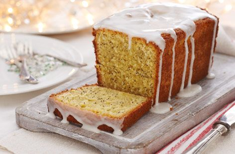 Gluten Free Lemon Drizzle Cake  (if I can find the ingredients this could be great!)