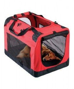 7.Portable Pet House Travel Case