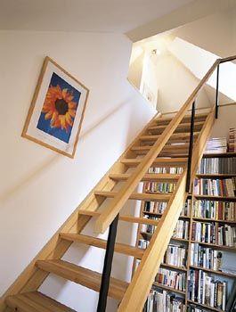 schody s knihovnou - Hledat Googlem