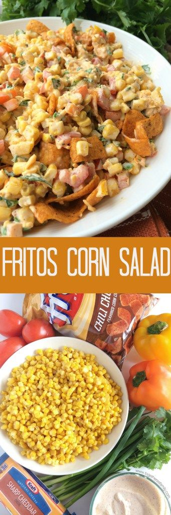 Fritos Corn Salad - Together as Family